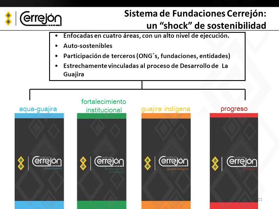 Sistema de Fundaciones Cerrejón: un shock de sostenibilidad