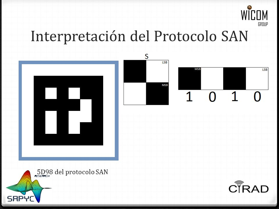 Interpretación del Protocolo SAN