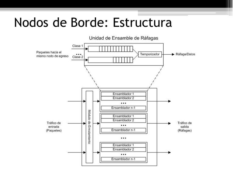 Nodos de Borde: Estructura