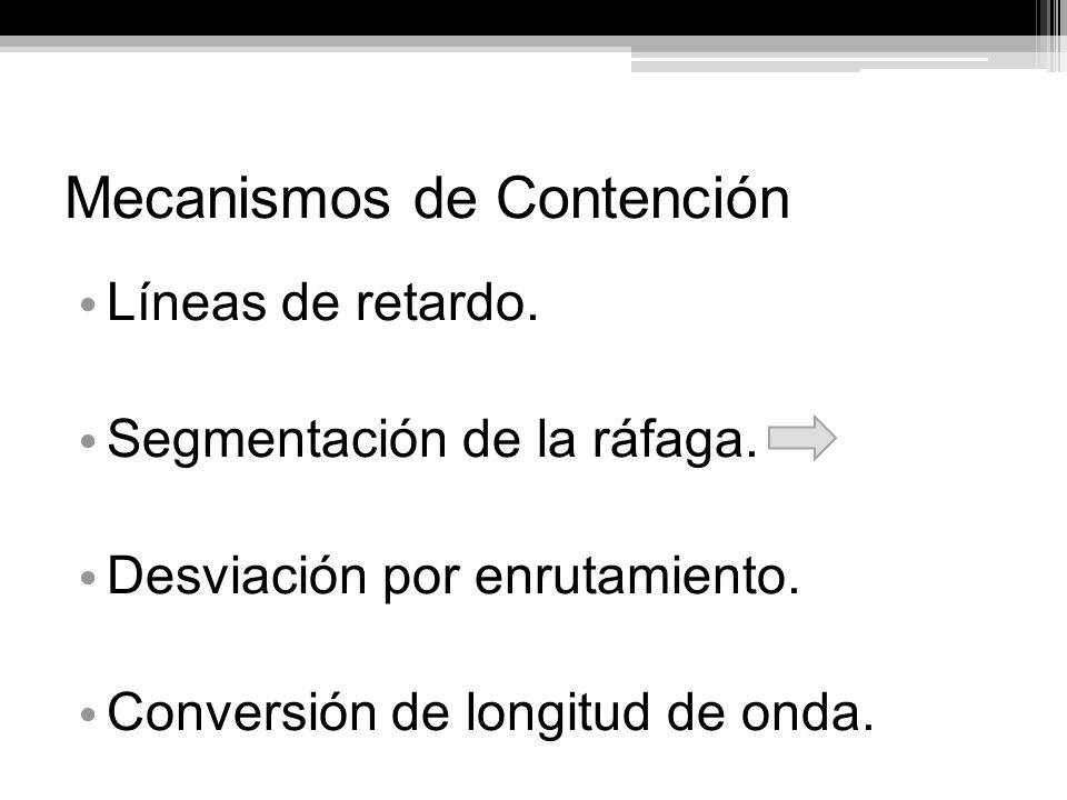 Mecanismos de Contención
