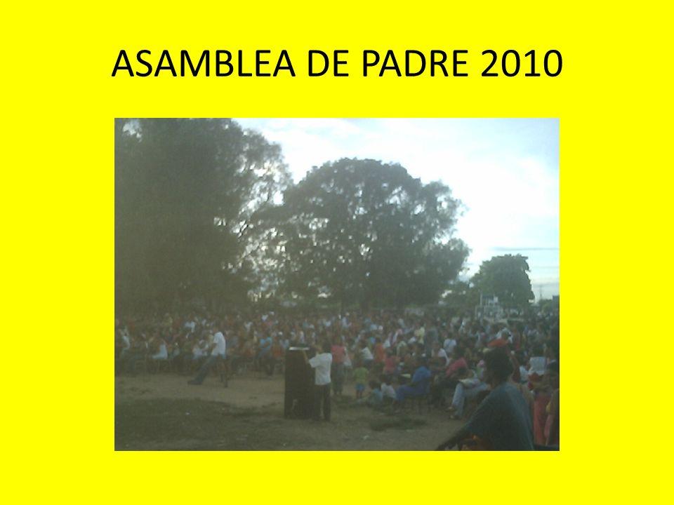 ASAMBLEA DE PADRE 2010