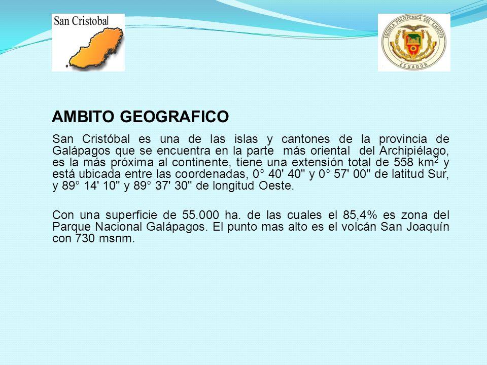 AMBITO GEOGRAFICO