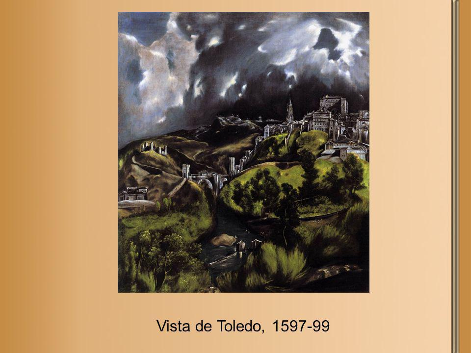 Vista de Toledo, 1597-99