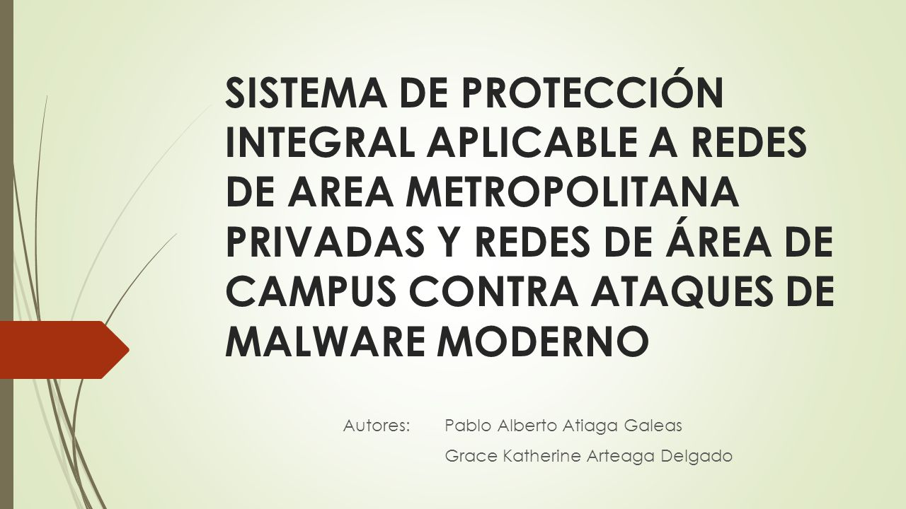 Autores: Pablo Alberto Atiaga Galeas Grace Katherine Arteaga Delgado