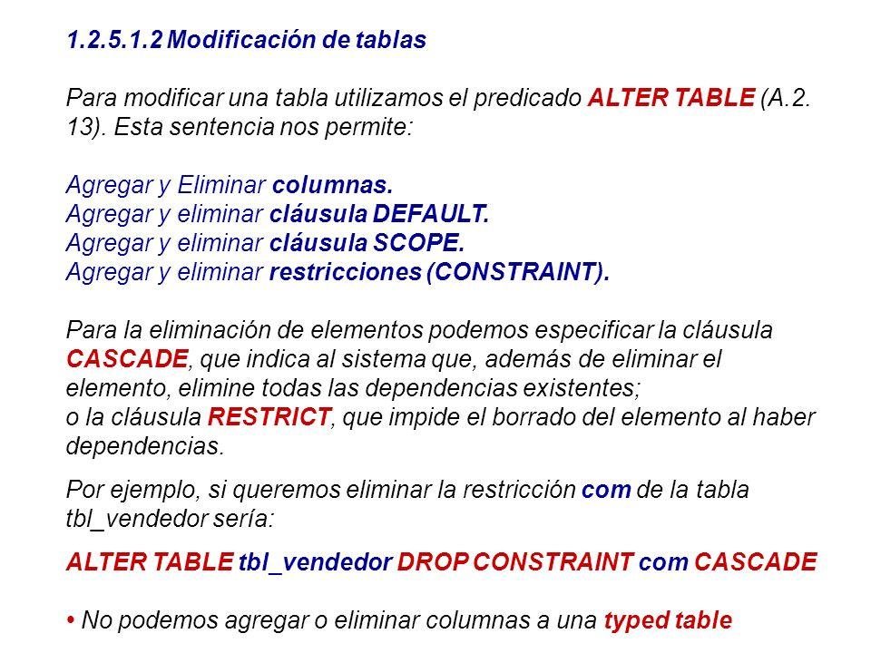 1.2.5.1.2 Modificación de tablas