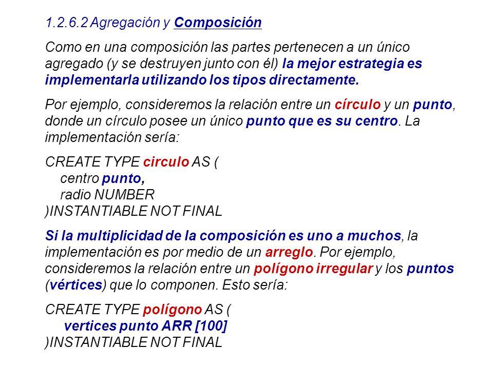 1.2.6.2 Agregación y Composición