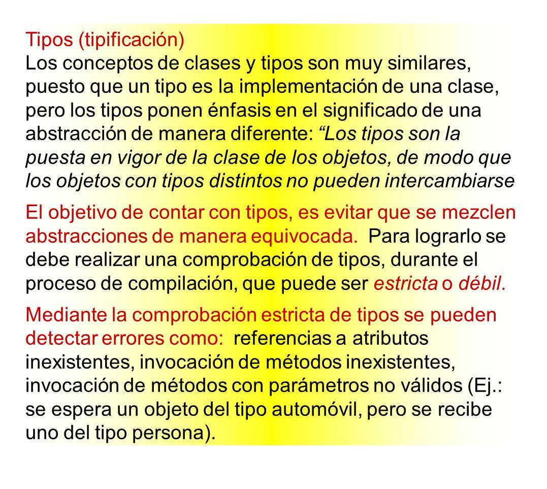 Tipos (tipificación)