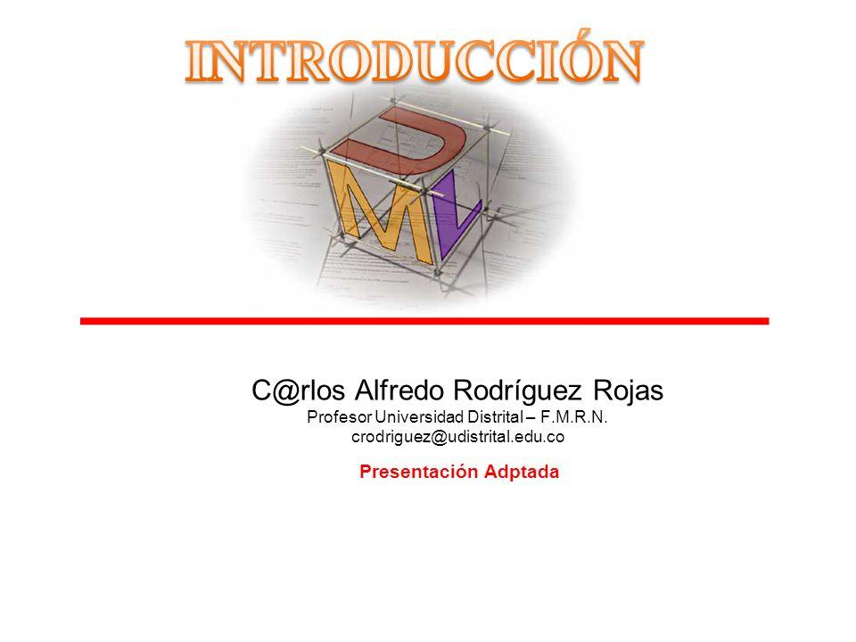 INTRODUCCIÓN C@rlos Alfredo Rodríguez Rojas