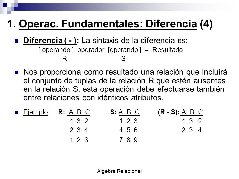 1. Operac. Fundamentales: Diferencia (4)