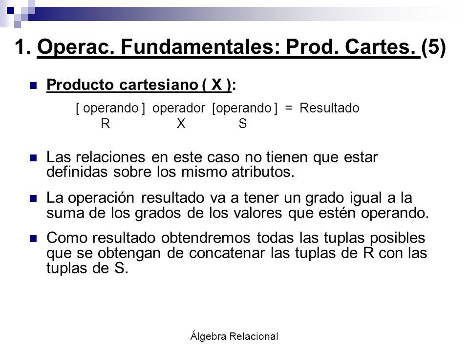 1. Operac. Fundamentales: Prod. Cartes. (5)