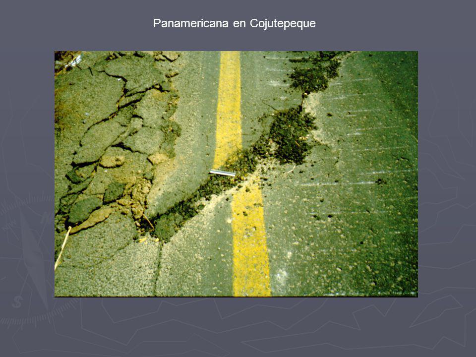 Panamericana en Cojutepeque