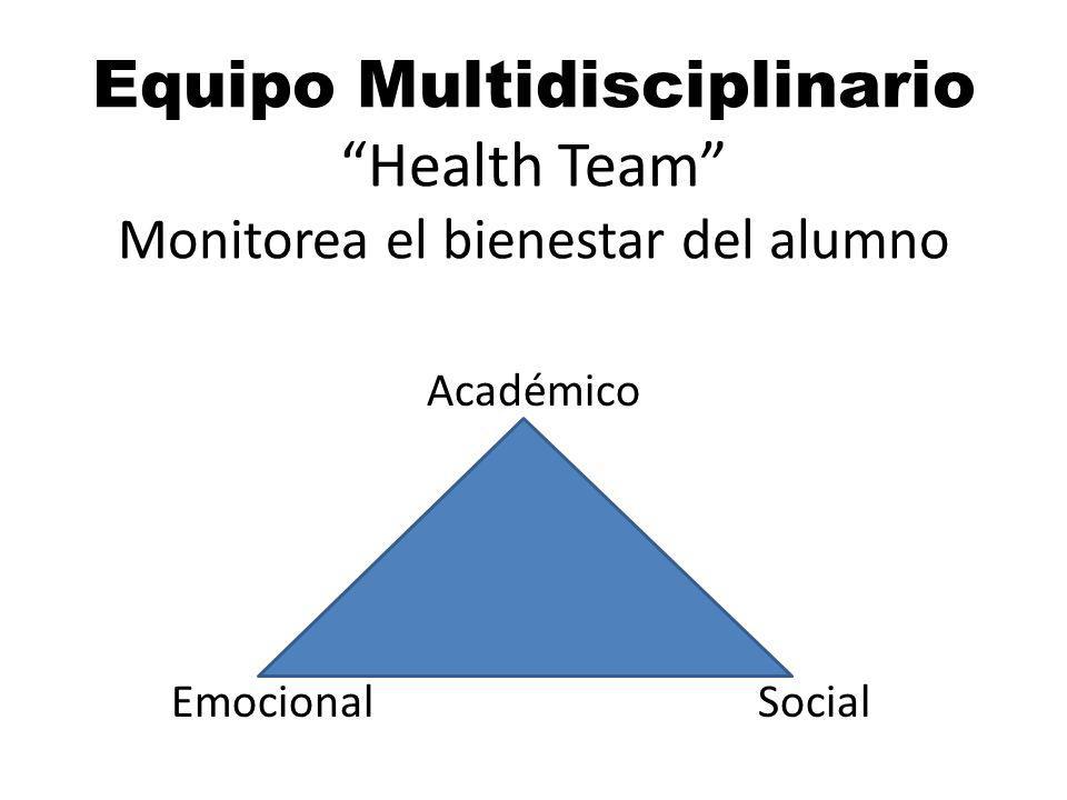 Académico Emocional Social