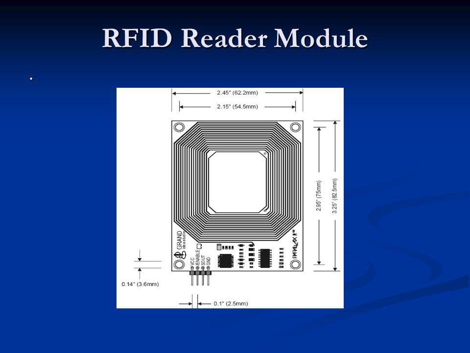 RFID Reader Module .
