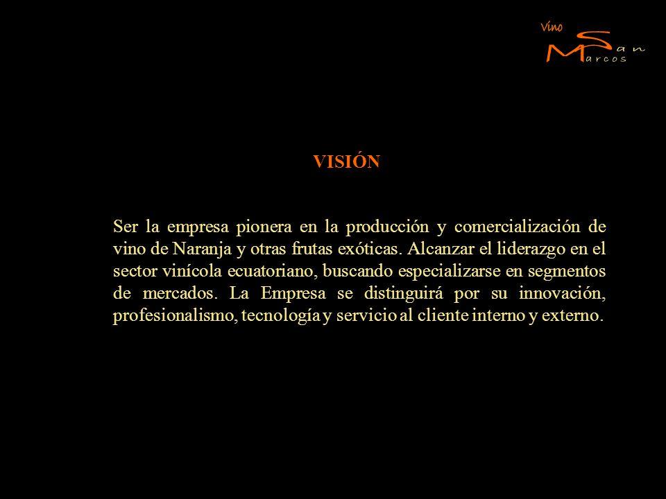 Vino S. M. arcos. an. VISIÓN.