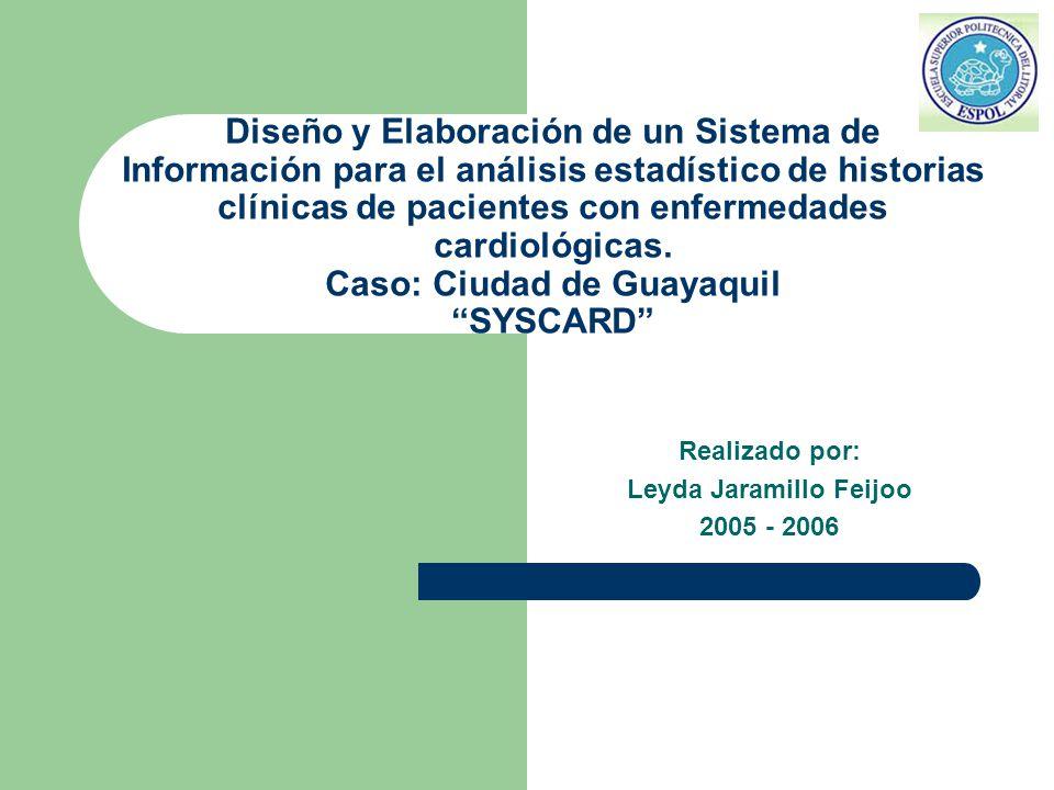 Realizado por: Leyda Jaramillo Feijoo 2005 - 2006