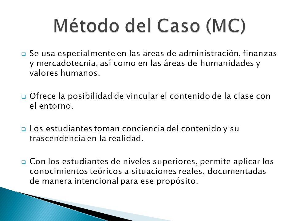 Método del Caso (MC)