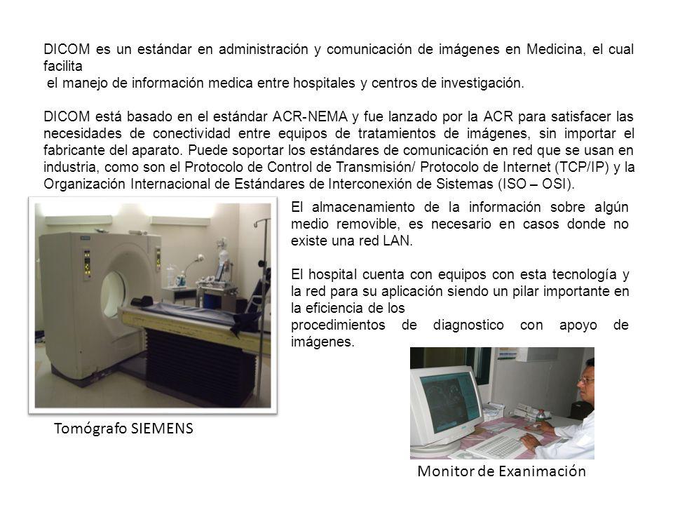 Monitor de Exanimación