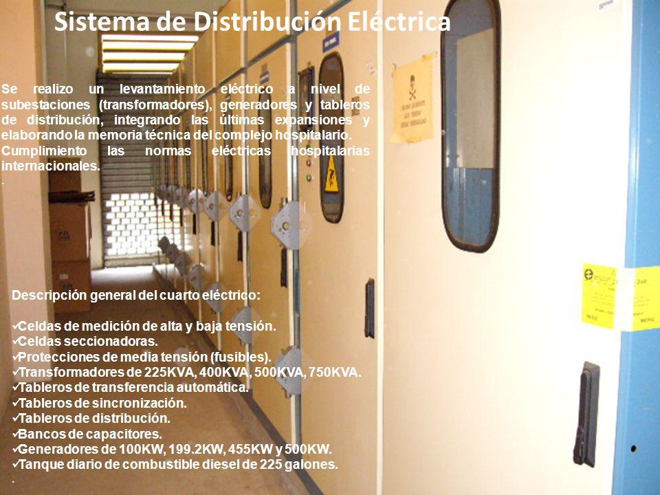 Sistema de Distribución Eléctrica