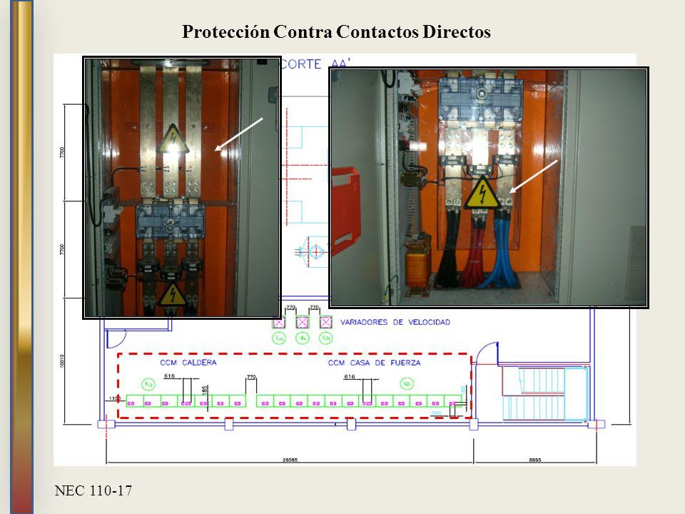 Protección Contra Contactos Directos