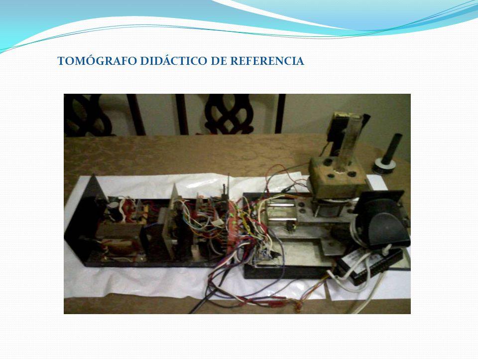 TOMÓGRAFO DIDÁCTICO DE REFERENCIA