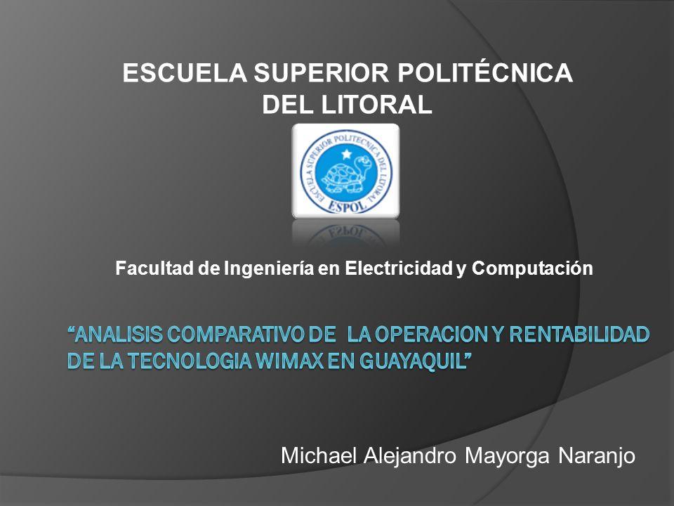 ESCUELA SUPERIOR POLITÉCNICA DEL LITORAL