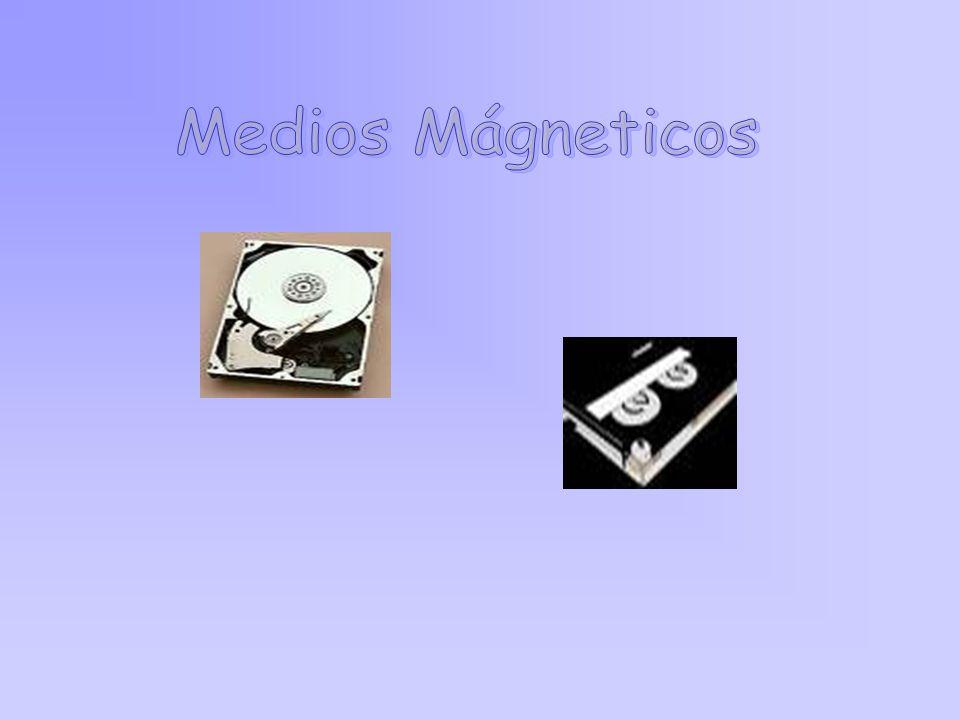 Medios Mágneticos