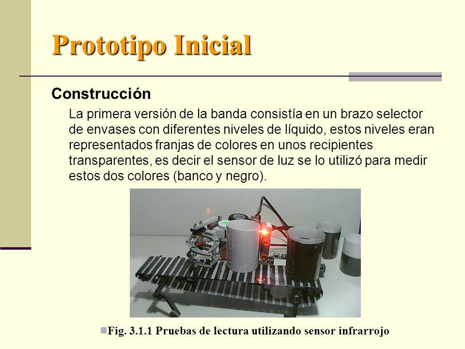 Prototipo Inicial Construcción