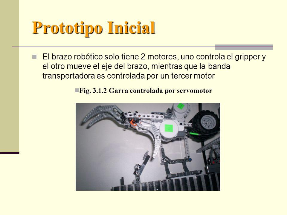 Prototipo Inicial