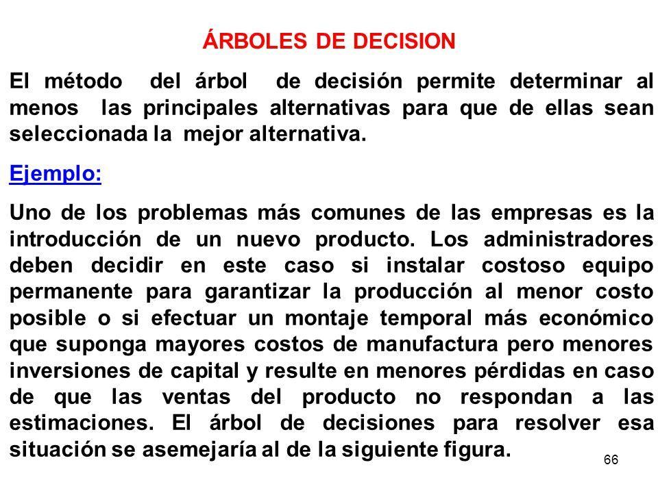 ÁRBOLES DE DECISION