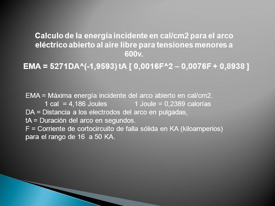 1 cal = 4,186 Joules 1 Joule = 0,2389 calorías