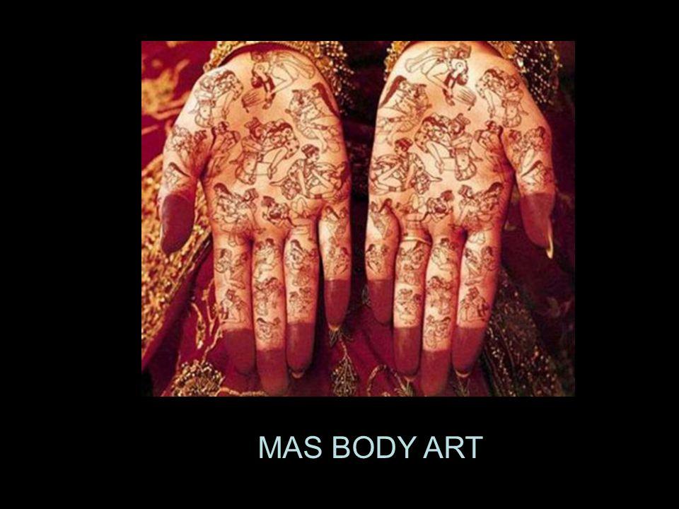 MAS BODY ART