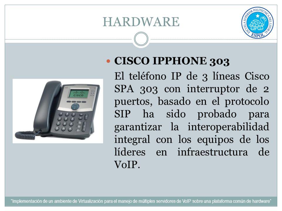 HARDWARE CISCO IPPHONE 303
