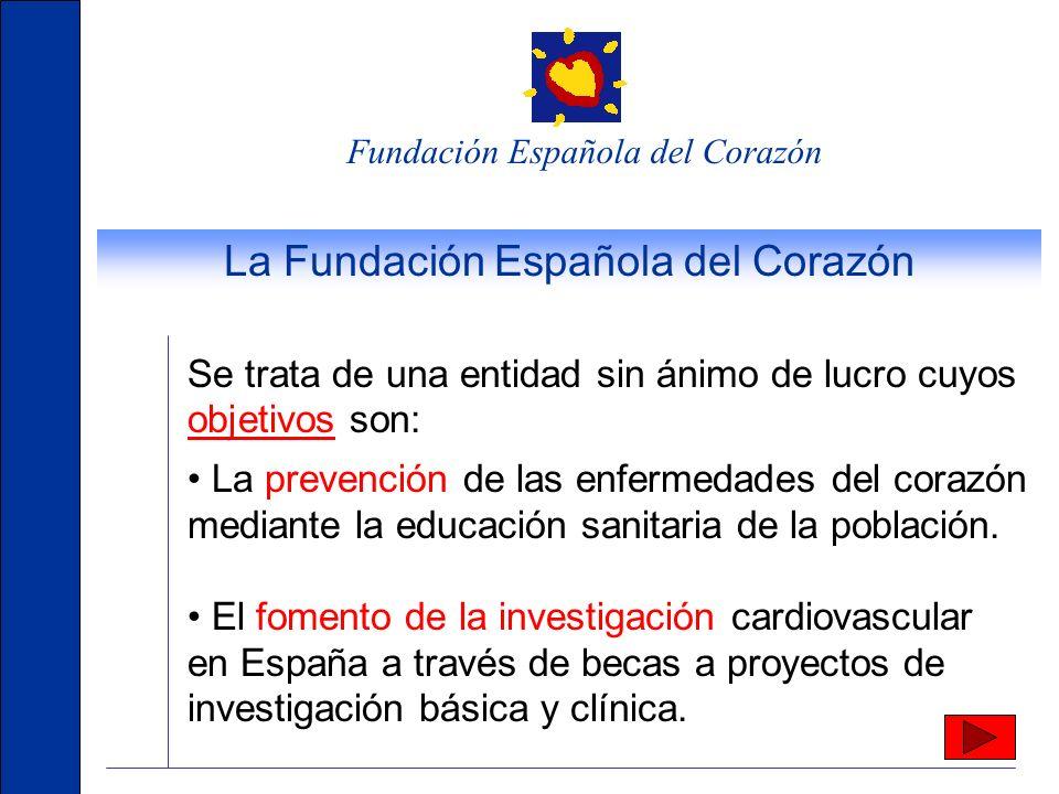 La Fundación Española del Corazón