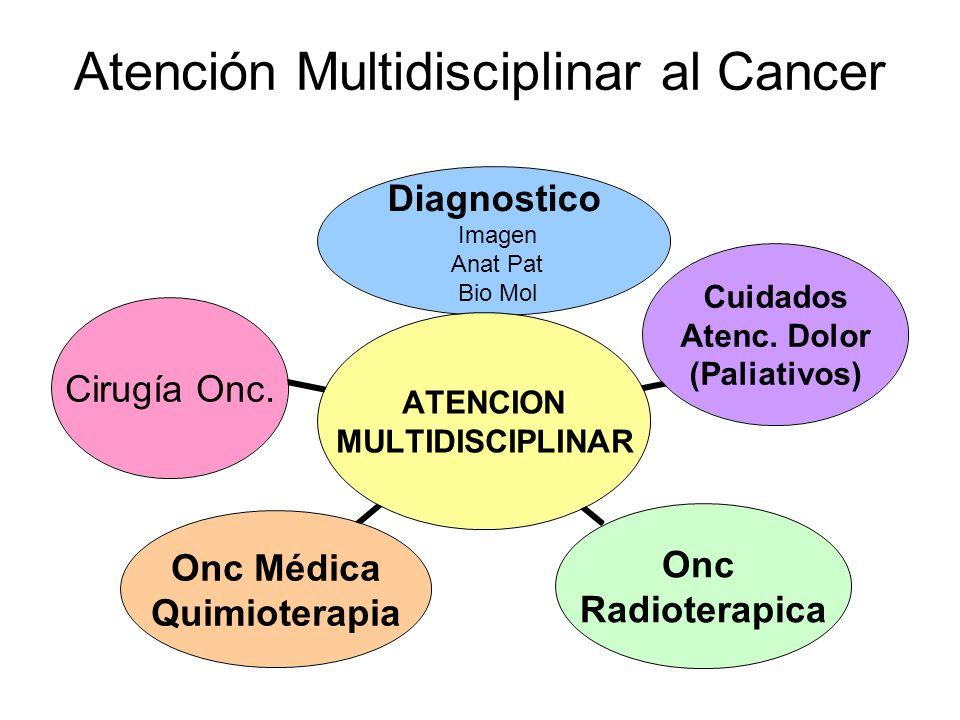 Atención Multidisciplinar al Cancer