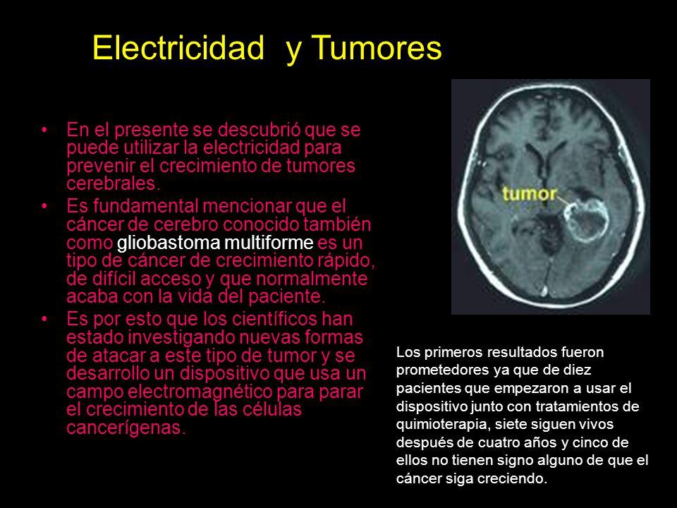 Electricidad y Tumores