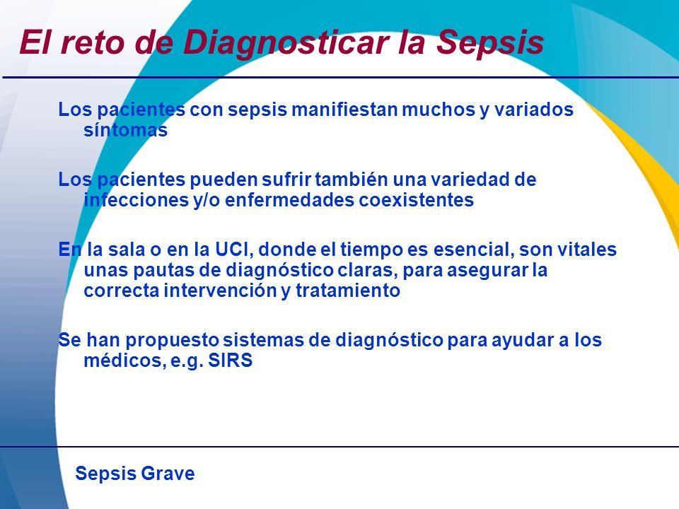 El reto de Diagnosticar la Sepsis