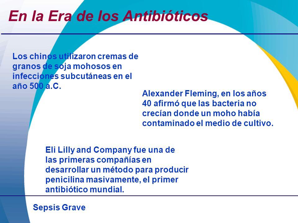 En la Era de los Antibióticos