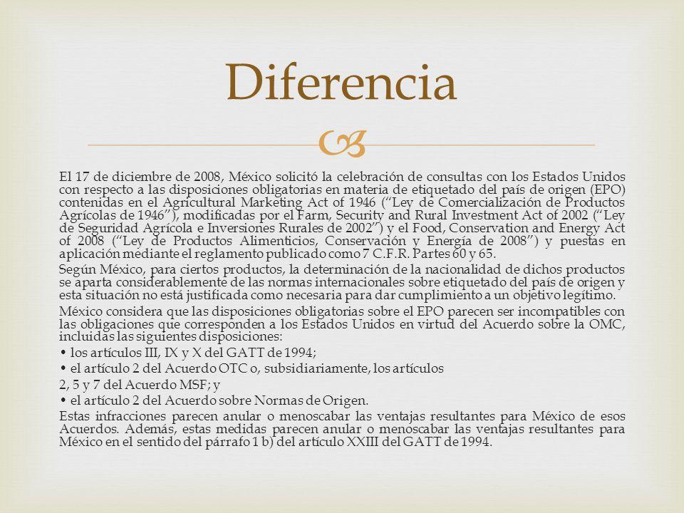 Diferencia