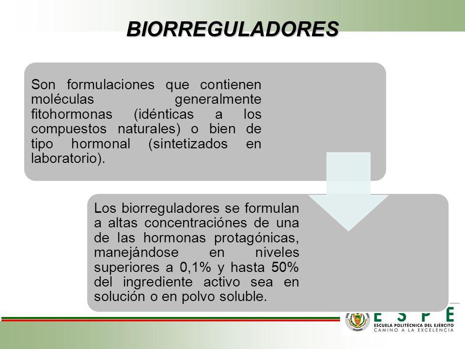 BIORREGULADORES