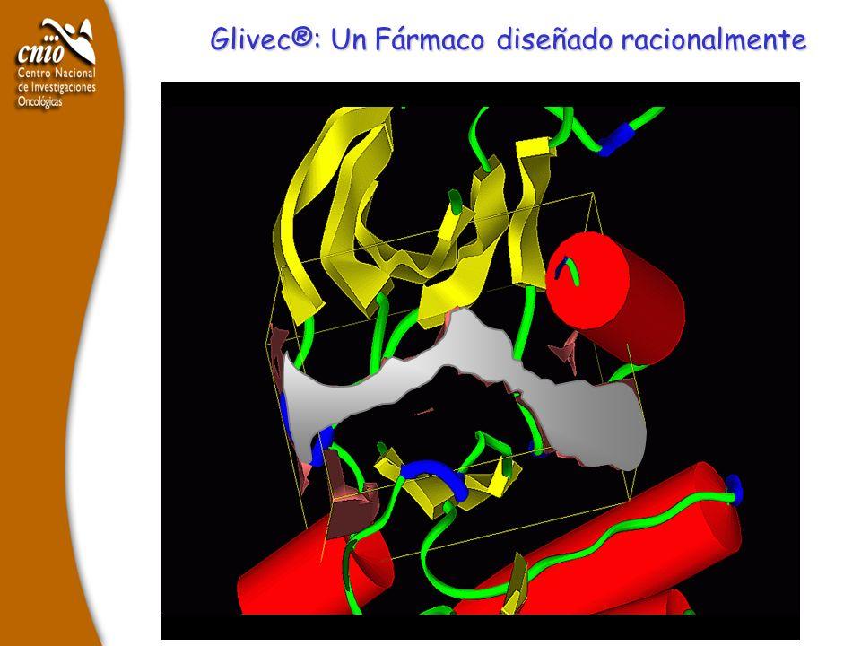 Glivec®: Un Fármaco diseñado racionalmente