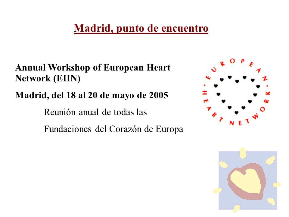 Madrid, punto de encuentro