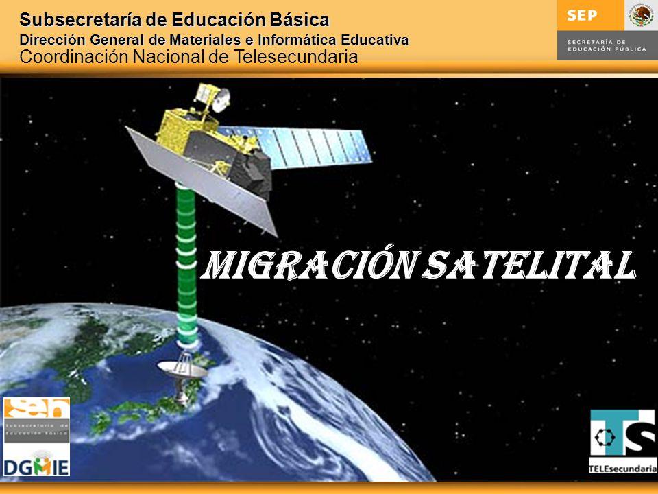 Coordinación Nacional de Telesecundaria