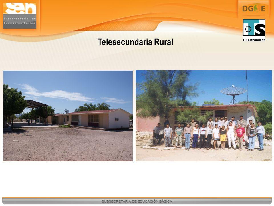Telesecundaria Rural