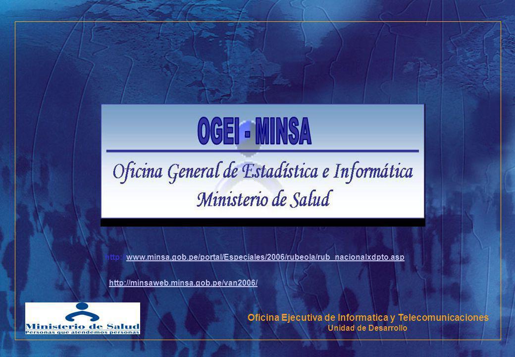 Oficina Ejecutiva de Informatica y Telecomunicaciones
