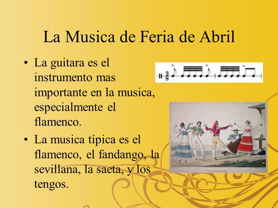 La Musica de Feria de Abril