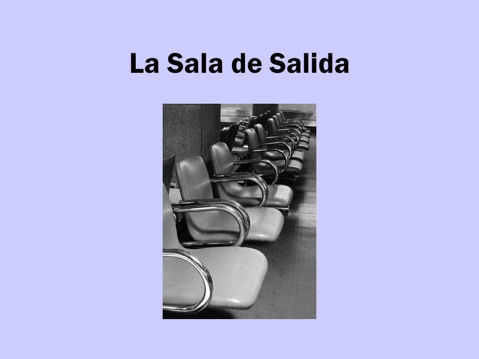 La Sala de Salida