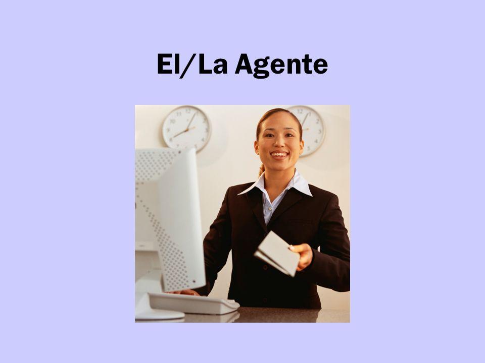 El/La Agente