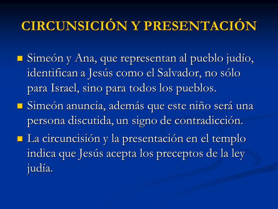 CIRCUNSICIÓN Y PRESENTACIÓN
