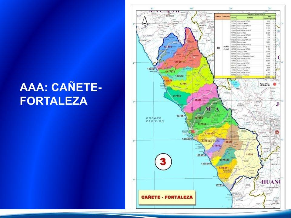 AAA: CAÑETE-FORTALEZA