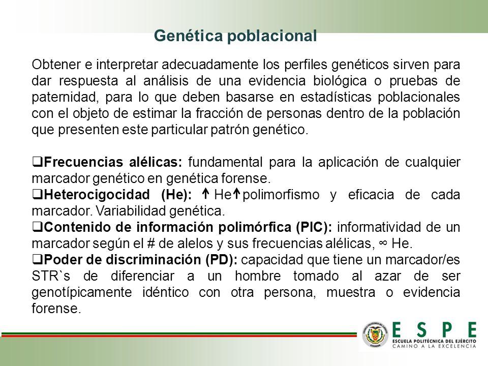 Genética poblacional
